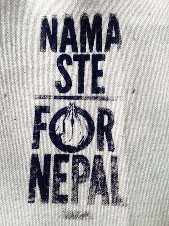 NAMASTE for NEPAL Kagoshima