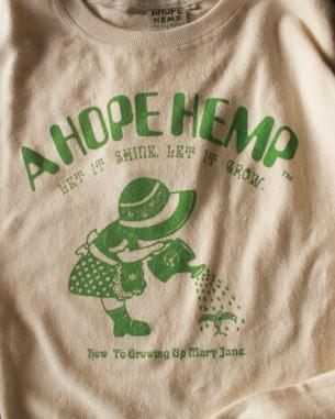 A HOPE HEMP アホープヘンプ
