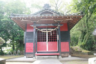 小烏神社へ参拝