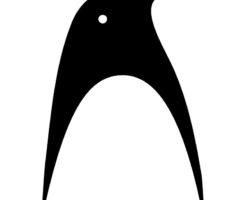 penguin deco